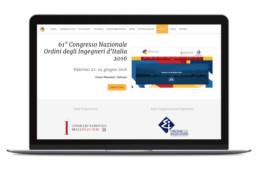 62° Congresso Nazionale Ingegneri - by Weedea | responsive website & plugin development - Sezione Archivio