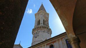 Campanile di San Pietro Perugia - Credits_Francesco Zuccaccia 2017