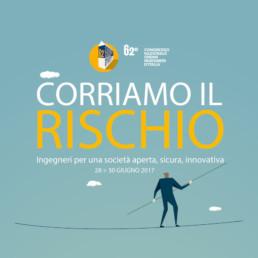 62° Congresso Nazionale Ingegneri - by Weedea | responsive website & plugin development | Copertina programma congresso ingegneri 2017