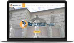 Sito web 62° Congresso Nazionale Ingegneri