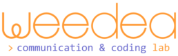 Weedea | Communication & Coding Lab -Logo