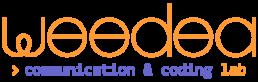 Weedea | Communication & Coding Lab -Logo