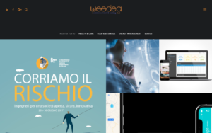 Weedea Projects social share